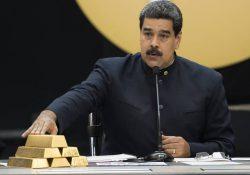 Турецкая фирма вывезла из Венесуэлы золота на $1 млрд