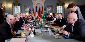 США проигнорировали Турцию: На обсуждении сирийского вопроса в Вашингтоне были все, кроме Турции