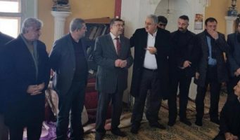 Кандидаты от ПСР избрали мечети для агитационных компаний