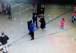 Женщина напала с ножом на классного руководителя своего сына