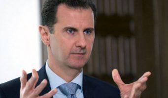 Асад: Эрдоган мелкий слуга американцев