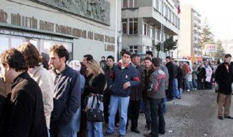 Каждый четвертый молодой человек в Турции не имеет работы