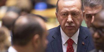 Исследования университета: Уровень поддержки Эрдогана понижается