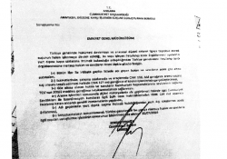 Новый документ о 15 июля: Скандал вокруг «приказов» прокурора Сердара Джошкуна продолжается
