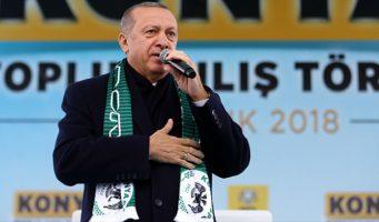 Эрдоган насмехается над гражданами: Это очереди обилия!