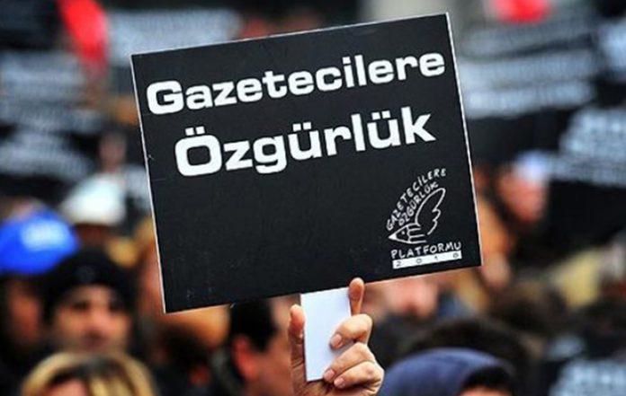 Доклад Совета Европы: Из 130 арестованных в мире журналистов, 110 в Турции
