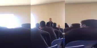 Кандидат от ПСР назвал однопартийцев тендерщиками и ворюгами