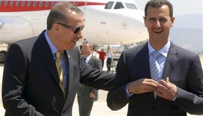 Эрдоган обмолвился о секретных переговорах с режимом Асада
