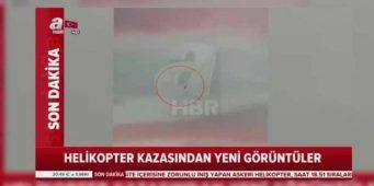 Проправительственный телеканал A Haber о крушении турецкого вертолета: Лучше бы это был американский вертолет