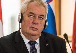 Президент Чехии обвинил Анкару в сотрудничестве с террористами