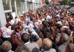 В городе с населением 600 тыс. человек подали заявки о приеме на работу 26 тысяч жителей