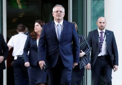 Премьер-министр Австралии вызвал посла Турции после заявления Эрдогана