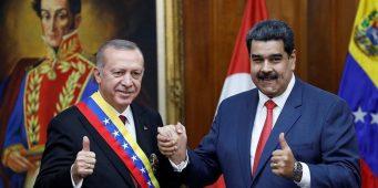 «США могут ввести санкции против Турции за поддержку Мадуро»
