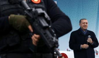 Немецкая пресса: Эрдоган готовит «черные списки»