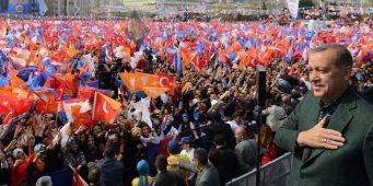 В Ширнаке нет газа, но жители аплодировали Эрдогану за слова «мы обеспечили вас газом»