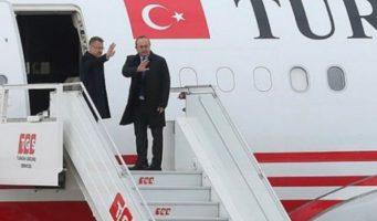 Политические «инвестиции» Эрдогана: Расходы на перелет двух чиновников ПСР в Новую Зеландию составили 1 млн лир