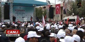 Ваши деньги поступили: Как жителей вынудили прийти на митинг с участием Эрдогана