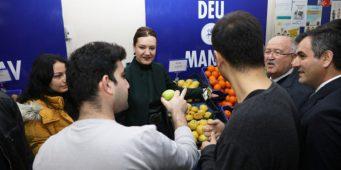 Близкий к Эрдогану ректор начал продавать овощи и фрукты в университете