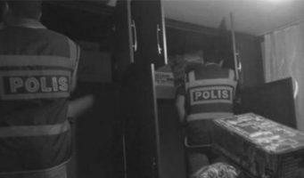 Двое турецких полицейских украли деньги иностранца при проверке документов