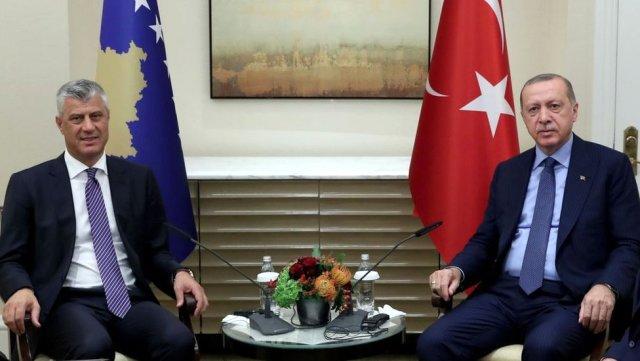 «Косово незаконно выдало турецких граждан по просьбе Эрдогана»