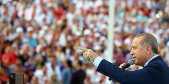 Лидирующая партия Турции теряет голоса избирателей