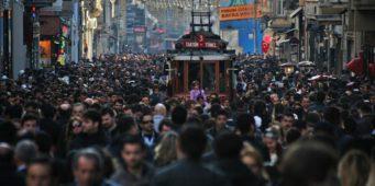 Турция является шестой самой «сердитой страной» в мире