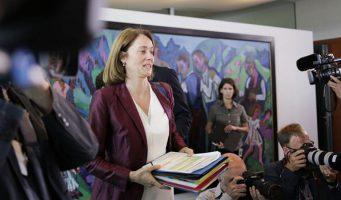 Министр юстиции Германии: С беспокойством наблюдаем за событиями в Турции