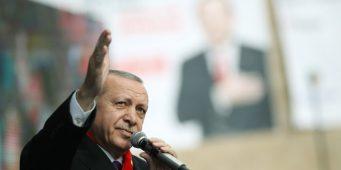 Эрдоган разрывает связи с арабским миром