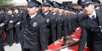 33тысячи 500 сотрудников управления безопасности отстранены, уволены и арестованы