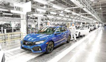 Honda заявила о прекращении производства своих автомобилей в Турции с 2021 года