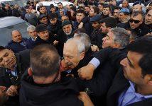В Турции напали на главу оппозиции Кылычдароглу