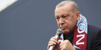 Против президента Турции назревает восстание
