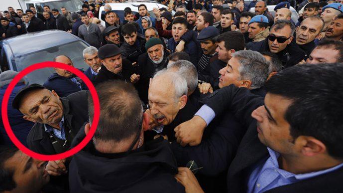 Спикер ПСР: Человек, ударивший Кылычдароглу, был членом правящей партии