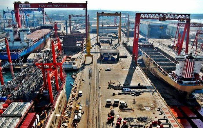 Эрдоган строит плавучий дворец?