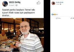 Турецкого политика отфотошопили