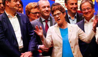 Немецкий политик подвергла критике отмену выборов мэра Стамбула