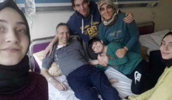 Власти продолжают преследовать семью умершего турецкого профессора