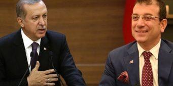 Эрдоган приказал СМИ не упоминать имени Экрема Имамоглу