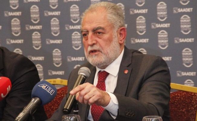 Кандидат в мэры Стамбула от партии «Счастье»: Мы не поддержим Йылдырыма