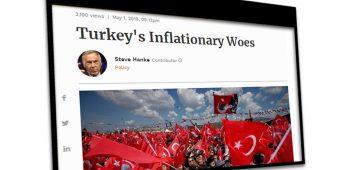 Инфляция в Турции на самом деле составляет 49%