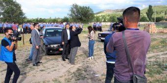 МИД Кыргызстана вручил послу Турции ноту и призвал не вмешиваться в дела страны