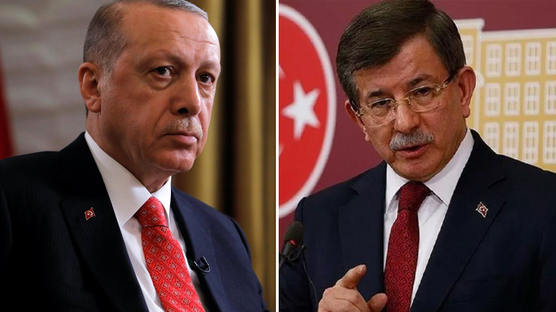Эрдоган и Давутоглу разругались по телефону?
