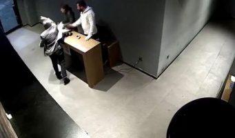 Владелец развлекательного заведения напал на сотрудницу
