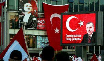 В индексе демократии Турции на 142 месте