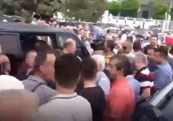 Главу МВД Турции освистали в Трабзоне: Сойлу, не дури!