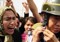 ПСР попустительствует властям Китая в уйгурском вопросе
