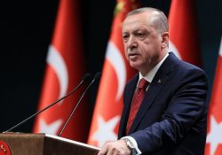 Эрдоган в своем репертуаре