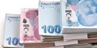 В Турции растет кризис: Дефицит бюджета за четыре месяца составил 135%