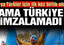 22 страны призвали Китай прекратить задержания уйгуров. Турции среди подписантов нет