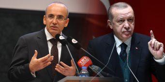 Эрдоган не смог склонить в свою сторону Шимшека